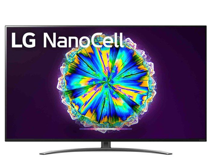 LG 65NANO86TNA AI 65 4K NANOCELL 200 SMART TV Main