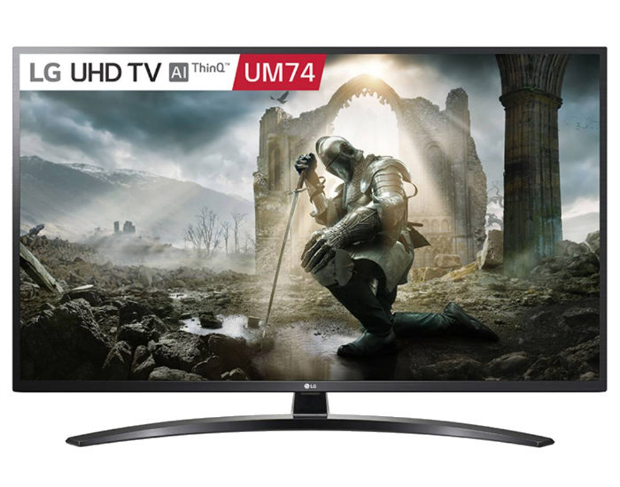 LG 65UM7400PTA 65 Inch UHD Smart TV Main