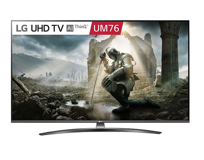 LG 65UM7600PTA 65 4k UHD Smart TV Main