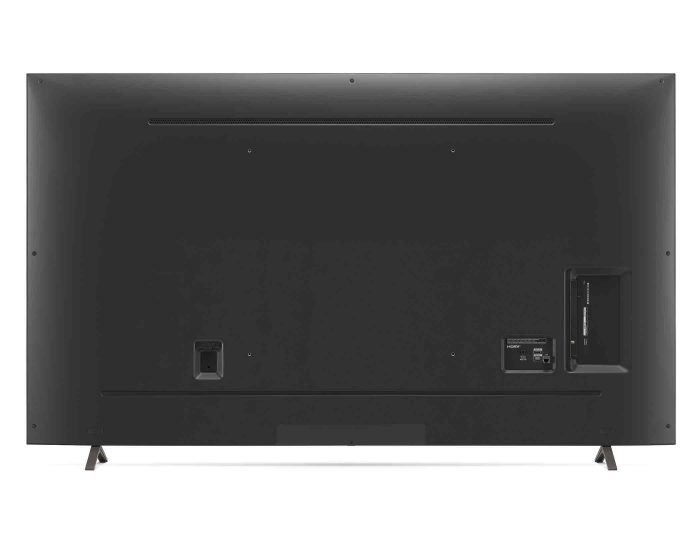 LG 75 inch 4k AI THINQ Smart Tv 75UP8000PTB Back