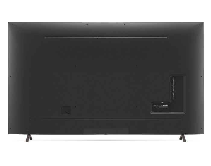 LG 86 inch 4k AI THINQ Smart Tv 86UP8000PTB Back