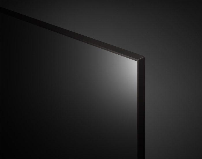 LG 86 inch 4k AI THINQ Smart Tv 86UP8000PTB Frame