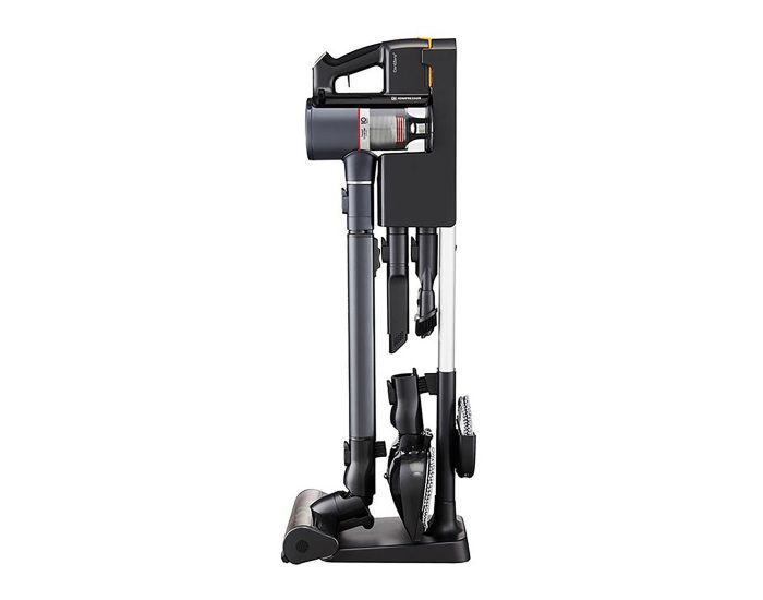 LG A9KAQUA Cordless Handstick with Power Drive Mop Stand