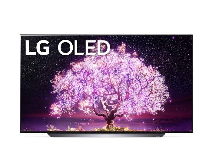 LG 77inch OLED 4k Cinema Series Smart TV OLED77C1PTB Main