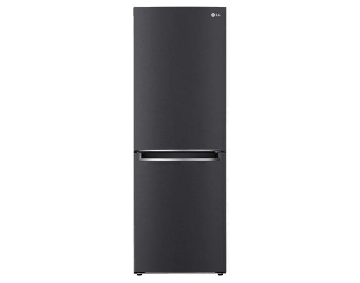 LG GB335MBL 335L Bottom Mount Refrigerator in Matte Black Main