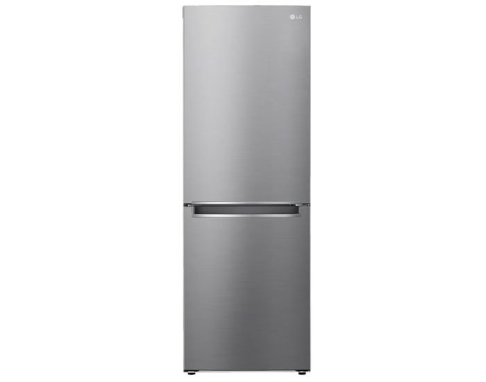 LG GB335PL 335L Bottom Mount Refrigerator in Stainless Steel Main