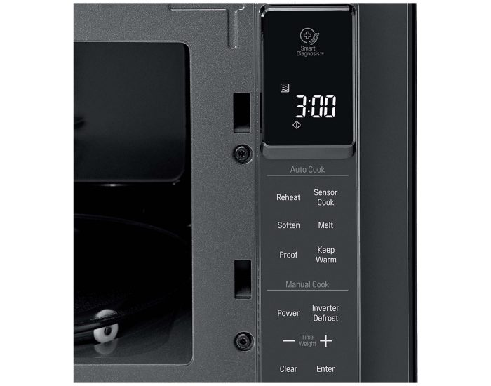 LG MS4236DB 42L Neochef Smart Inverter Microwave Oven Panel