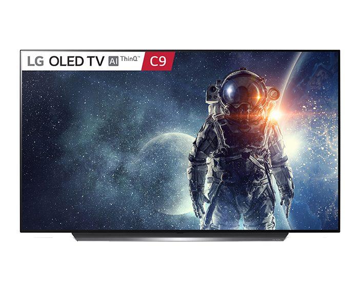 LG OLED65C9PTA 65 C9 4K UHD Smart OLED TV Main