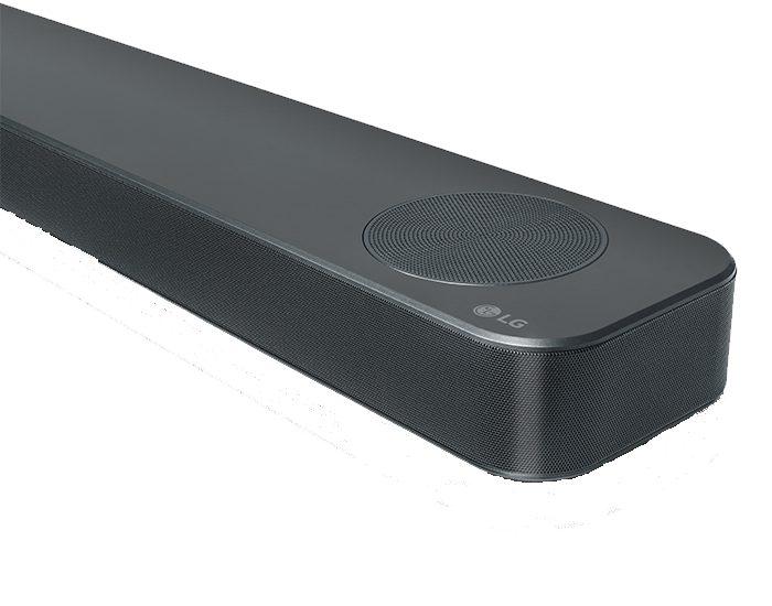 LG SL8YG 440w 3.1.2-Channel Soundbar Side