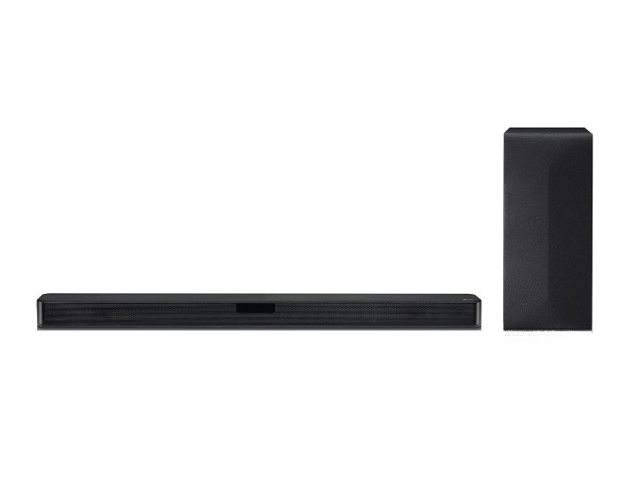 LG SN4 300W 2.1ch with DTS Virtual X and AI Sound Pro Soundbar Main