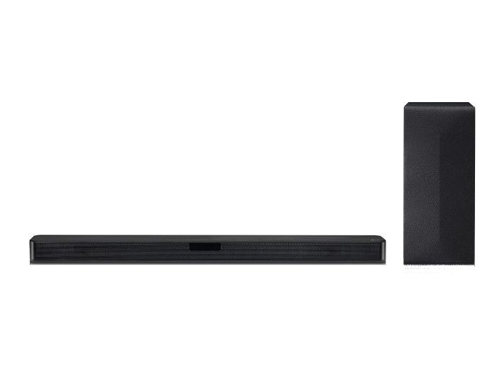 LG SN4 300W 2.1ch with DTS Virtual X and AI Sound Pro Soundbar Main