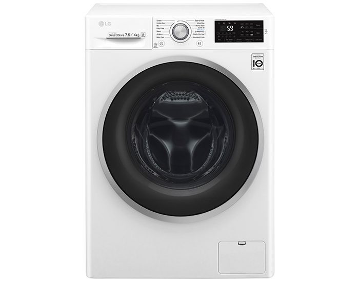 LG WDC1475NCW 7.5kg4kg Washer Dryer Combo Main