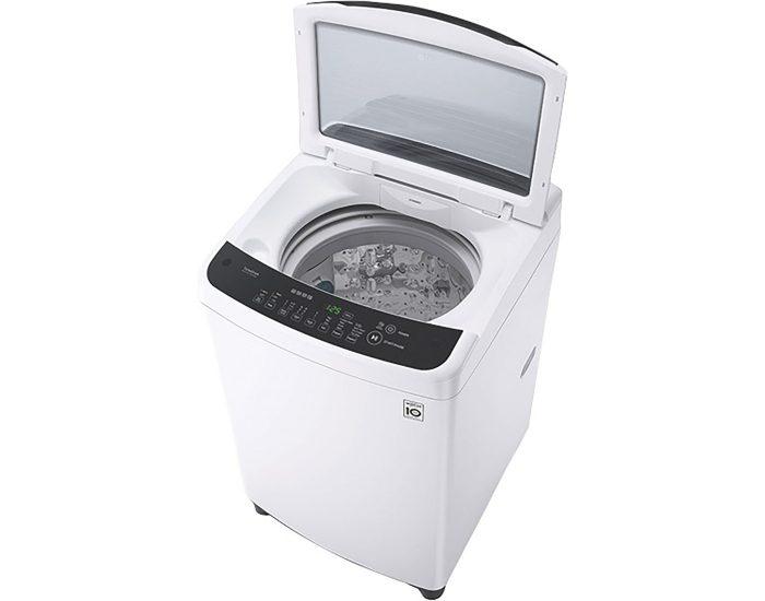 LG WTG7520 7.5kg Top Load Washing Machine diagonal2