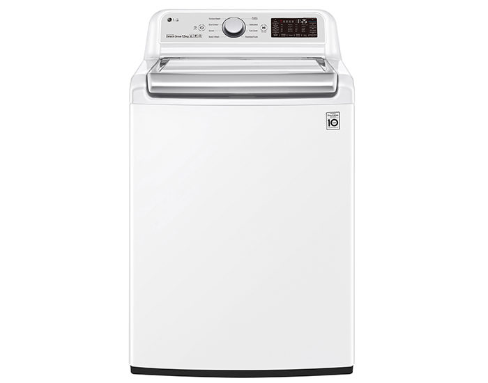 LG WTR1234WF 12KG Top Load Washing Machine with TurboClean3D Main