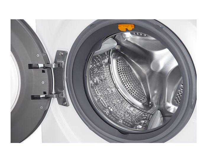 LG WTW1409VCW 9KG Front Load Washing Machine Drum View