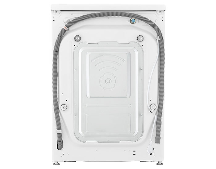 LG WV51275W 7.5kg Front Load Washing Machine with Steam Back
