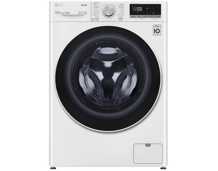 LG WV51410W 10KG Front Load Washing Machine Main