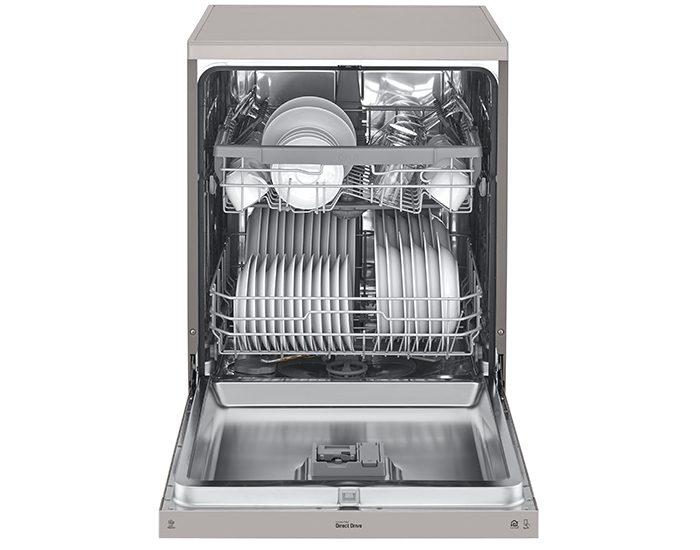LG XD5B14PS Dishwasher Open