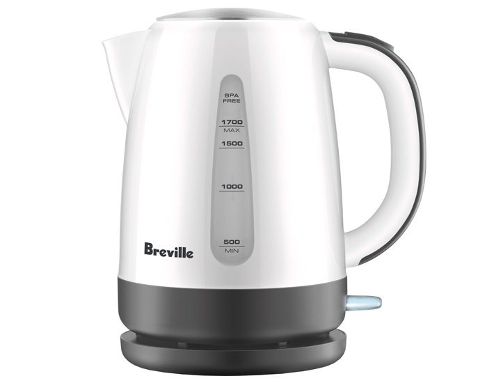 Breville LKE280WHT 1.7L the Easy Pour Kettle