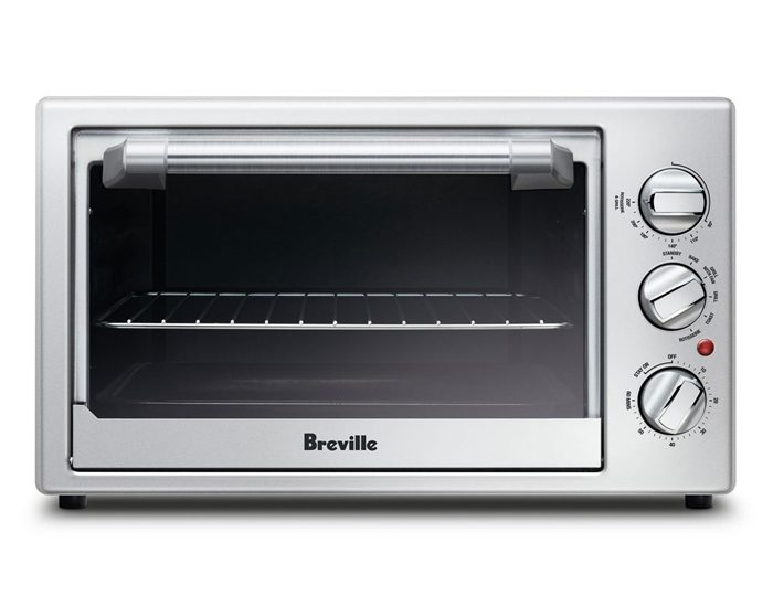 Breville LOV560SIL the Toast & Roast™ Pro Convection Oven