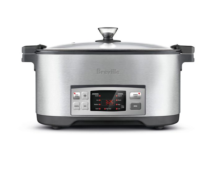 Breville LSC650BSS 6L the Searing Slow Cooker