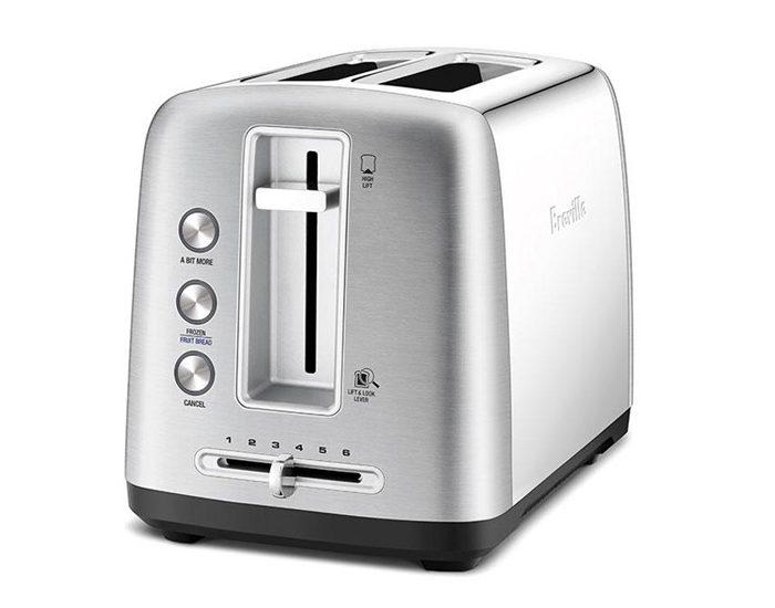 Breville LTA620BSS 2 Slice the Toast Control™ 2 Toaster