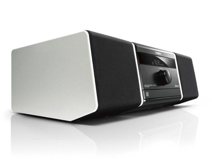 Yamaha MCRB020WHI 30W Micro System - White