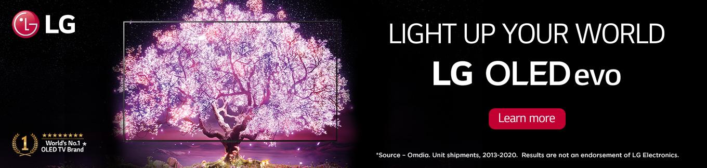 2021 LG OLED TV Sale Desktop