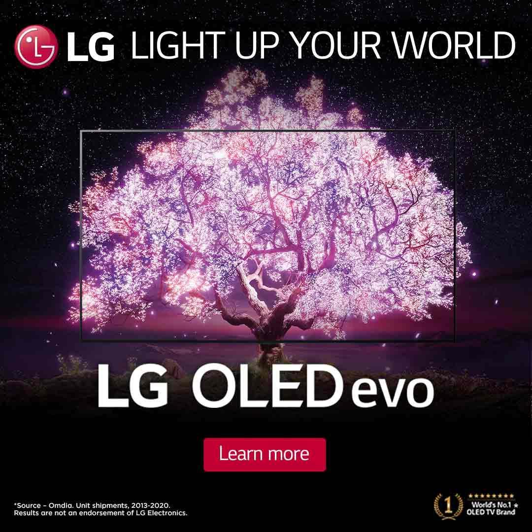 2021 LG OLED TV Sale Mobile