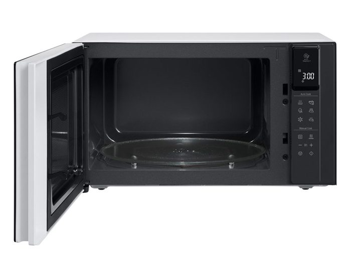 LG MS4296OWS 42L Smart Inverter Microwave Oven
