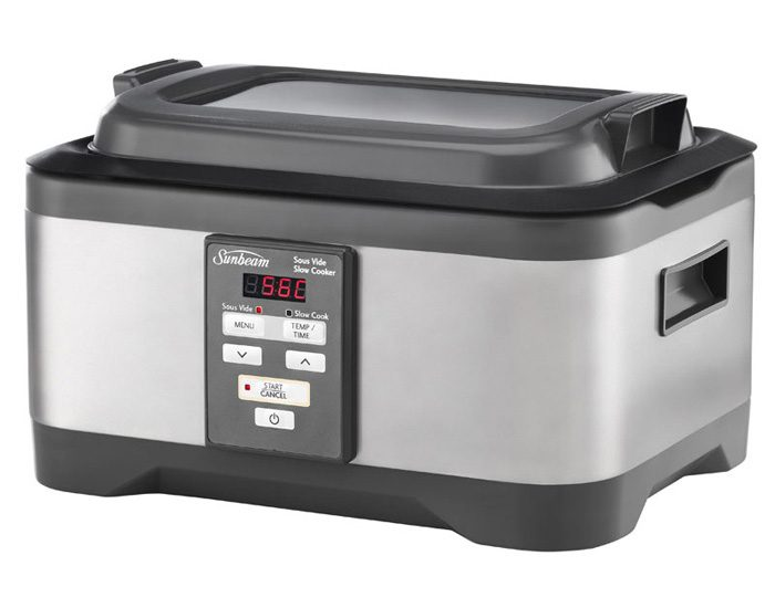 Sunbeam MU4000 5.5L Duos™ Sous Vide and Slow Cooker