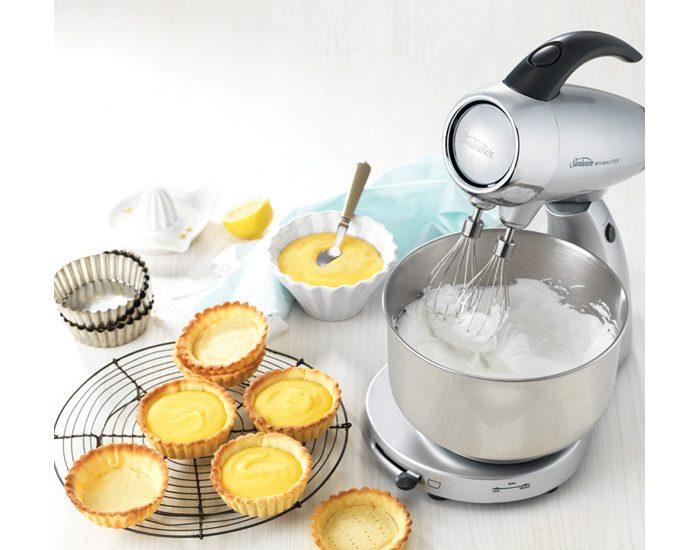 Sunbeam MX8500 500W Mixmaster® Classic Food Mixer - Stainless Steel