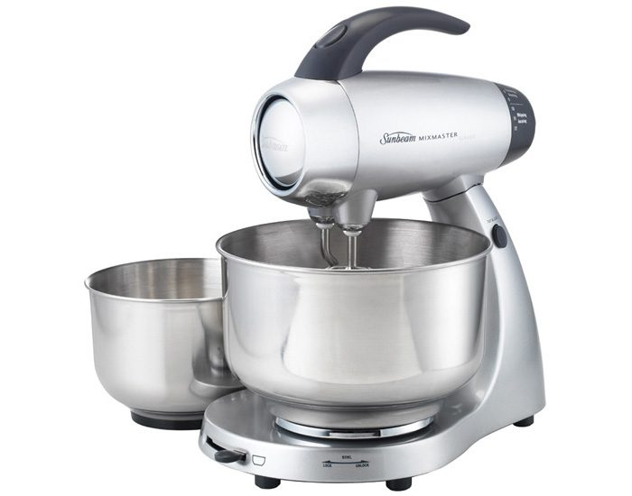Sunbeam MX8500 500W Mixmaster® Classic Food Mixer - Stainless Steel