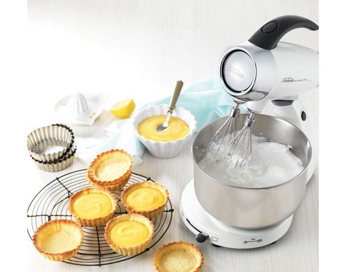 Sunbeam MX8500W 500W Mixmaster® Classic Food Mixer - White
