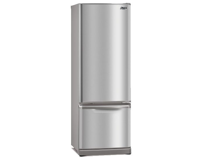 Mitsubishi Electric MRBF390EKSTA 390Lt Stainless Steel Bottom Mount Fridge Main