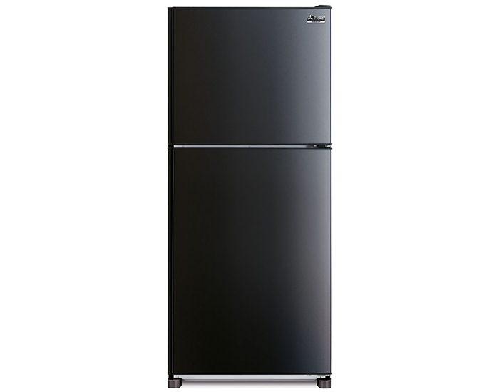 Mitsubishi MRFX389EPSBA2 389L Top Mount Refrigerator in Black Main