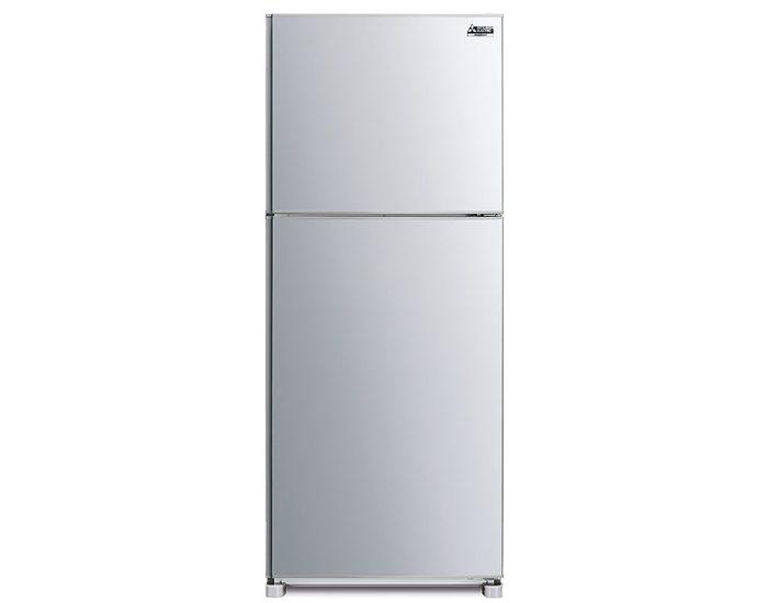 Mitsubishi MRFX389EPSTA2 389L Top Mount Refrigerator in Stainless Steel