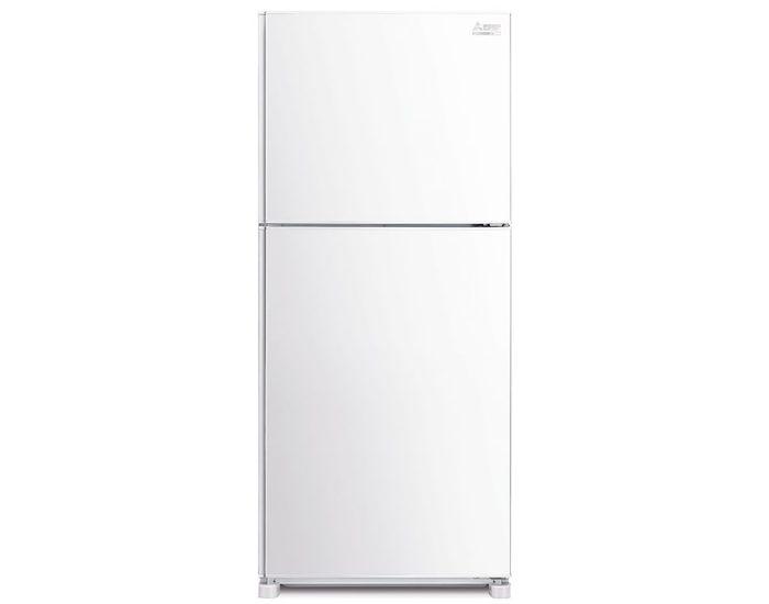 Mitsubishi MRFX389EPWA2 389L Top Mount Refrigerator in White Main