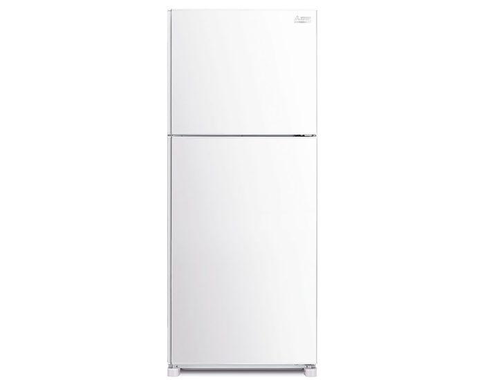 Mitsubishi MRFX420EPWA2 420L Top Mount Refrigerator in White Main