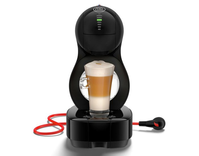 DolceGusto NCU600BLK Dolce Dolce Gusto Lumio - Black