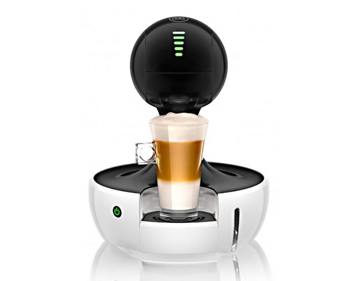 DolceGusto NCU700WHT Dolce Gusto Drop Coffee Machine - White