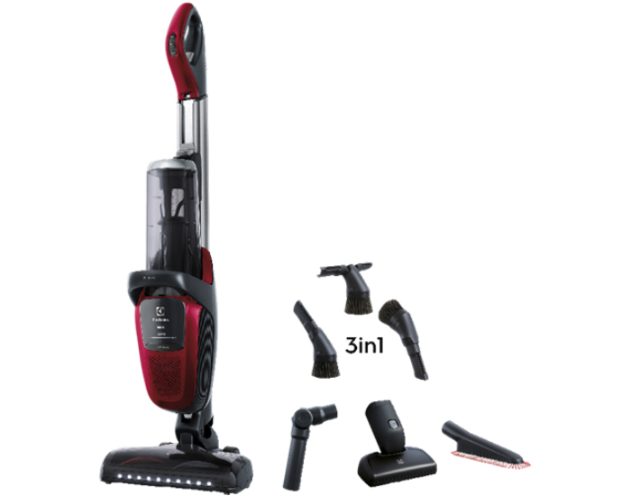 electrolux pf916pr pure f9 animal chilli red upright vacuum. Black Bedroom Furniture Sets. Home Design Ideas