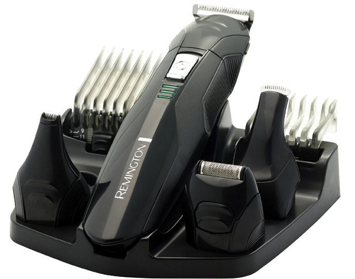 Remington PG6020AU Rechargeable Personal Groomer Kit