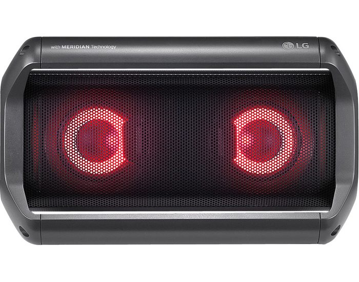 LG PK5 20W Portable Bluetooth Speaker