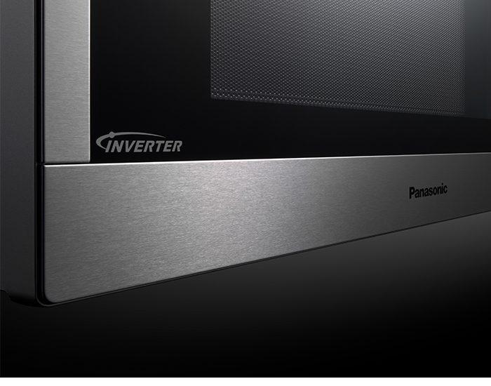 Panasonic NNST67JSQPQ 32L Silver Inverter Microwave Inverter