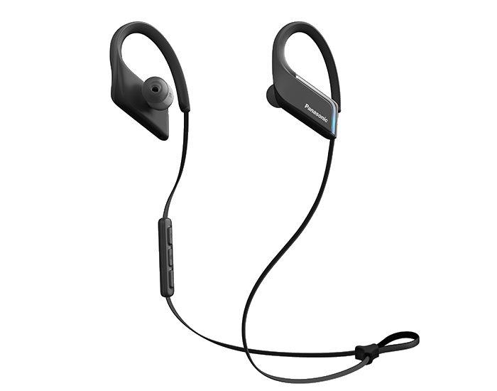 Panasonic RPBTS55EK Wireless Bluetooth Earphones Main