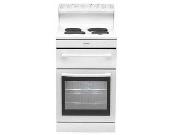 Euromaid R54EW 54cm Electric Freestanding Oven