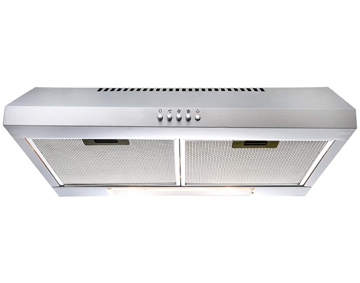 Venini R60FS 60cm Stainless Steel Fixed Rangehood