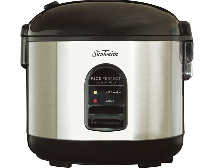 Sunbeam RC5600 7 Cup RicePerfect Deluxe 7 Rice Cooker