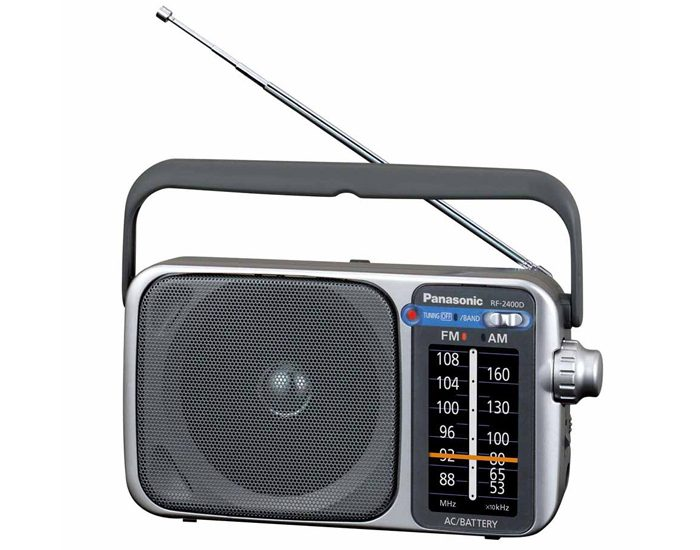 Panasonic RF2400DGNS AM/FM Portable Radio